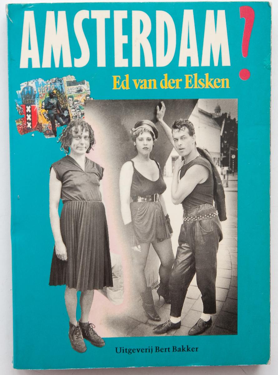 ELSKEN, ED, VAN DER - Amsterdam?